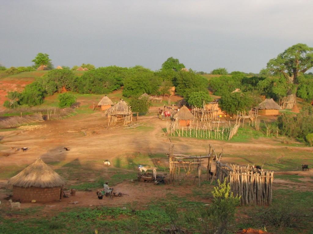 Villaggio di Lusitu, Zambia
