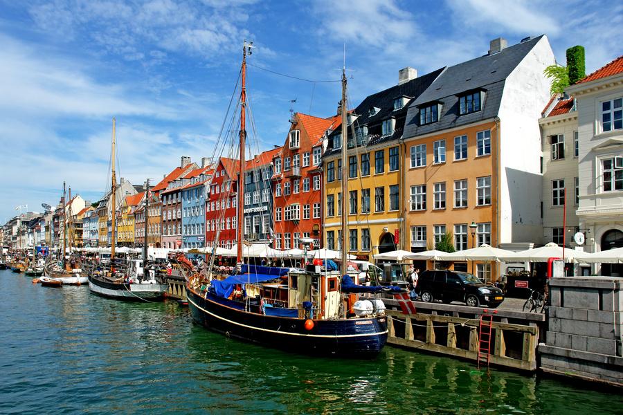 Il Nihavn a Copenaghen