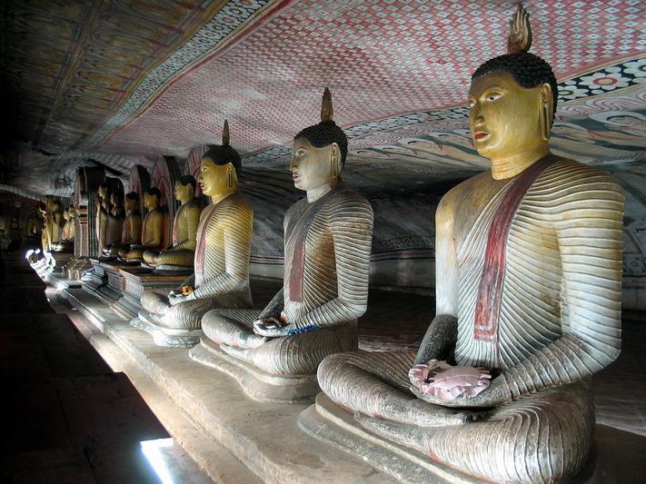 Tempio Dambulla