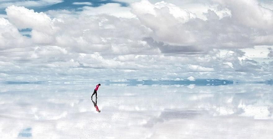 Salar de Uyuni: One of the World's Largest Mirrors, Bolivia