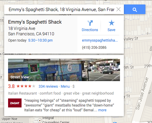 le nuove google maps