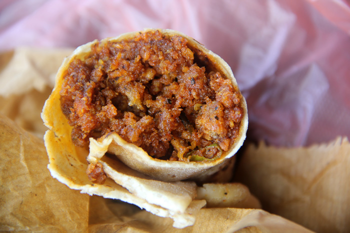 Roti Protein (aka Sri Lankan Chorizo)