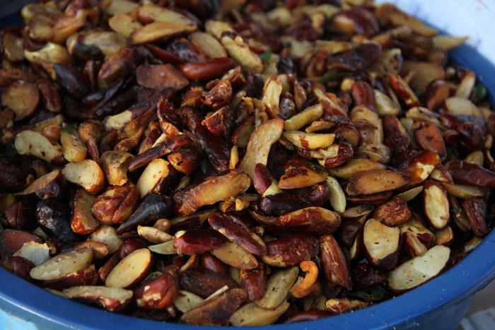 Deep Fried Jackfruit Seeds