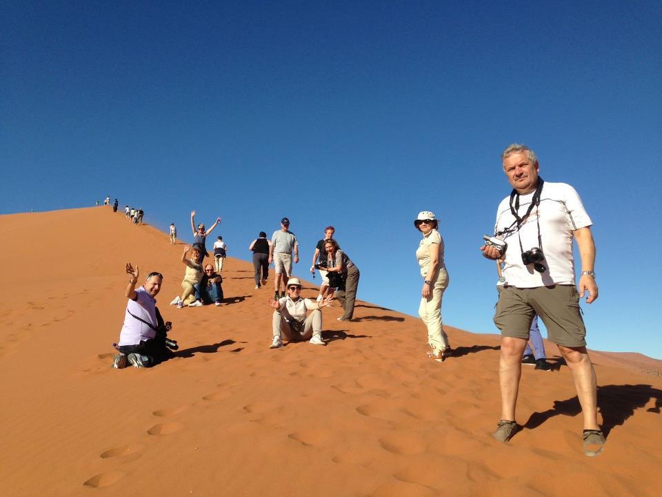 Turisti sulla Duna 45