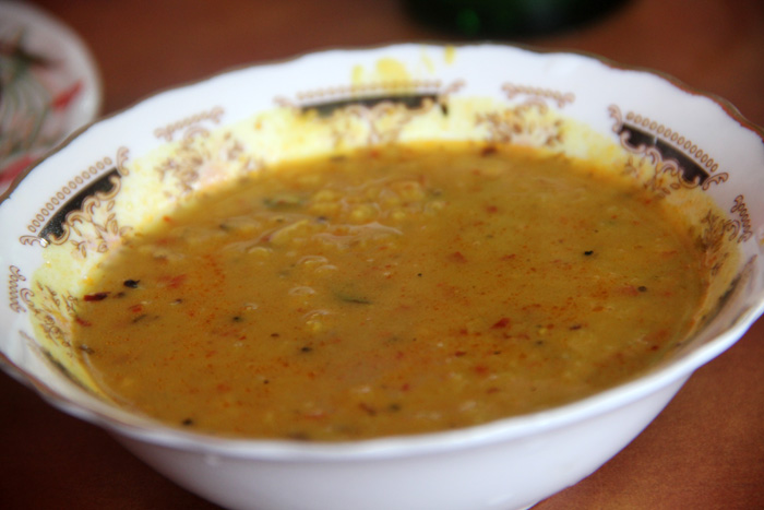 Sri Lankan Daal Curry