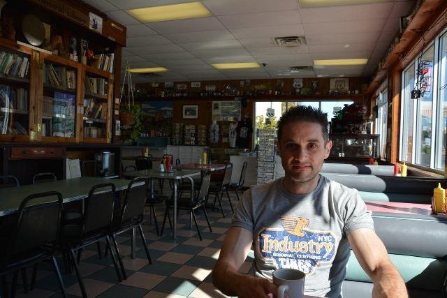 Roberto Rossi, Route 66