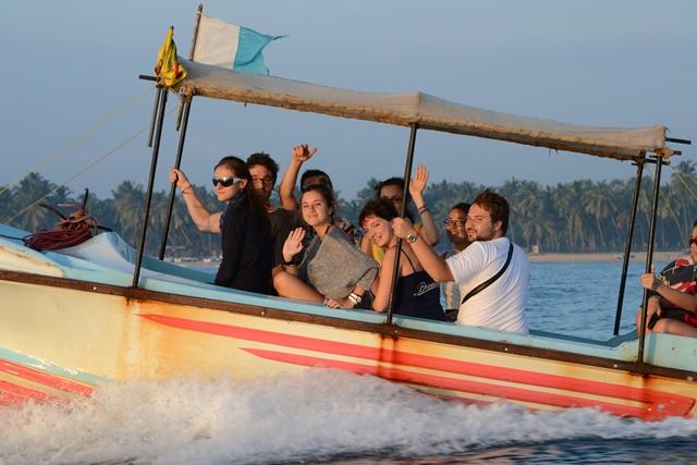 Giovani ARCA in viaggio a Trincomalee