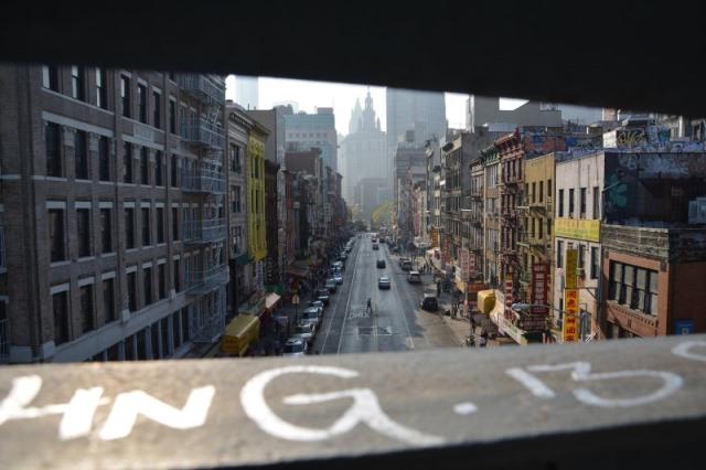 scorcio di NYC
