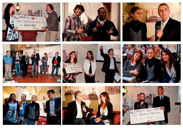 Premiazione del Concorso Best Reporter