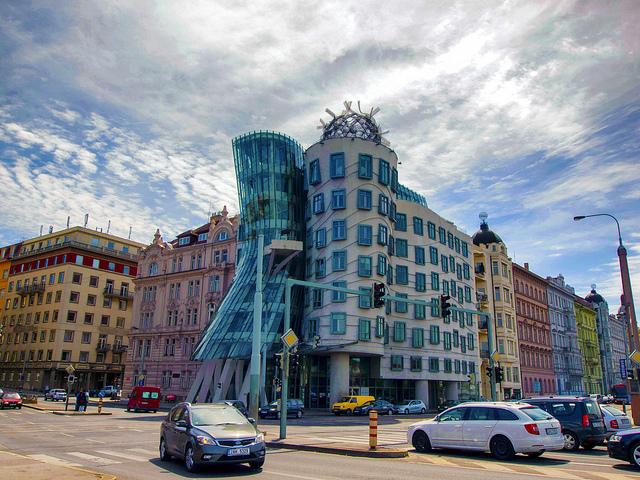 Casa Danzante - Praga