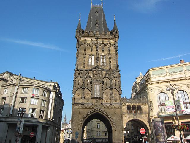 Torre delle Polveri - Praga
