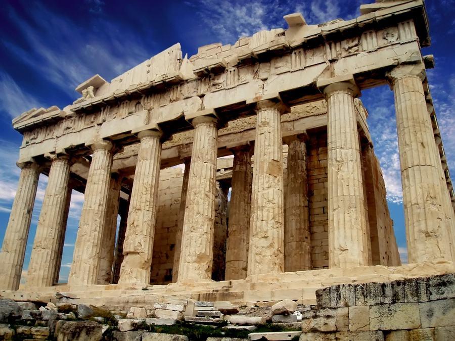 acropoli atene grecia
