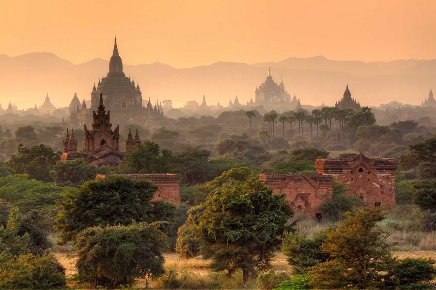 Bagan Myanmar Birmania