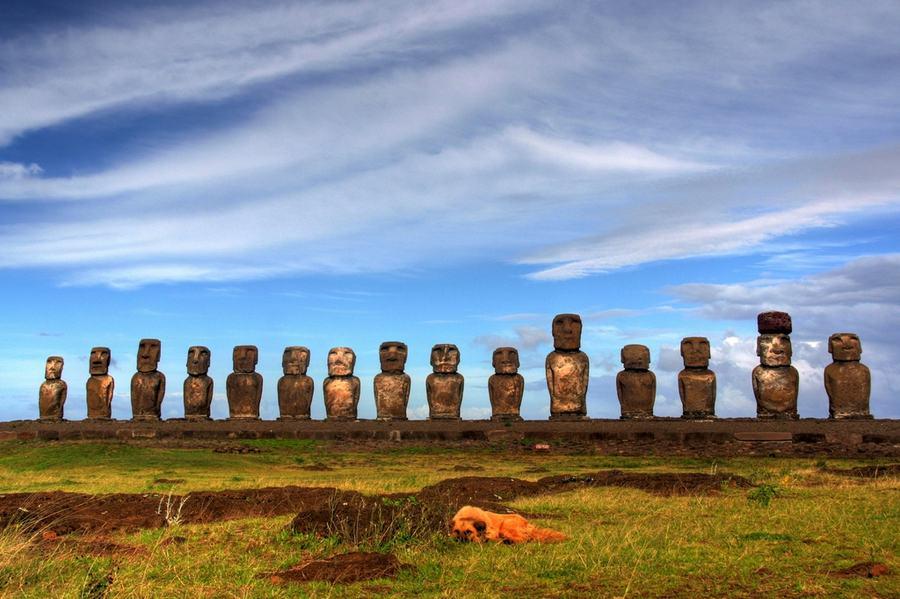 Rapa Nui Isola di Pasqua