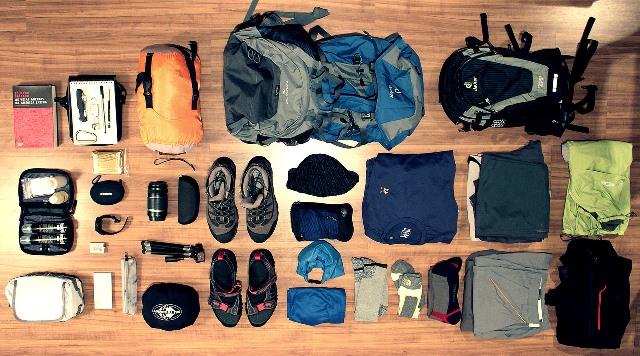 attrezzatura per il trekking nepal