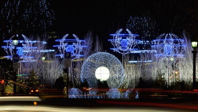 Natale 2013 a Parigi Francia