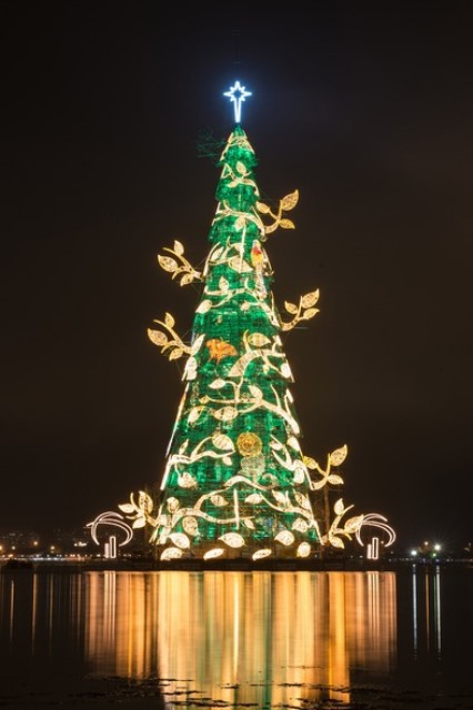 Natale 2013 a Rio de Janeiro Brasile