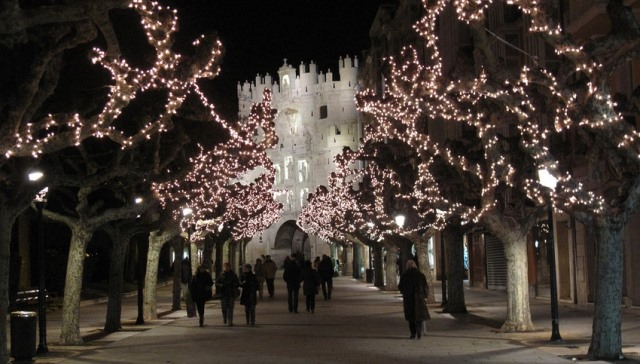 Natale 2013 a Burgos in Spagna
