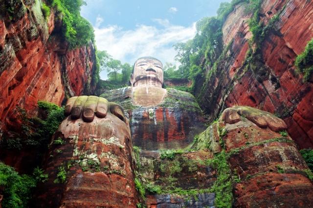 leshan_china_buddha