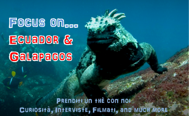 focus on Ecuador e Galapagos