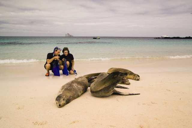 Viaggio alle Galapagos
