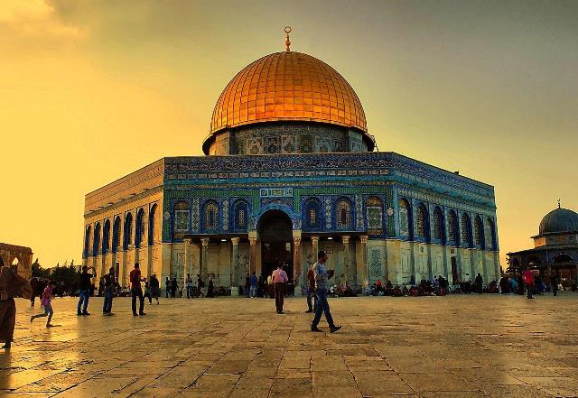 Gerusalemme - viaggio in medio oriente
