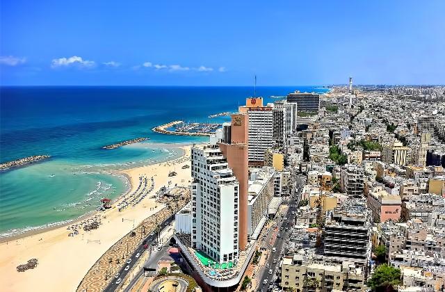 Tel Avivi Israele - medio oriente