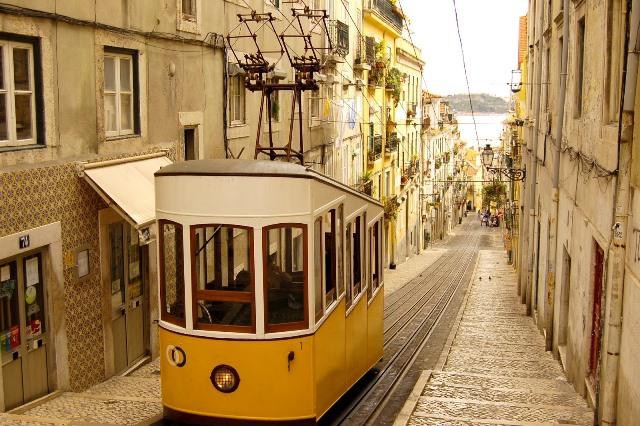 Viaggio a Lisbona di Sofia Martini
