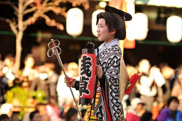 jidai matsuri a kyoto