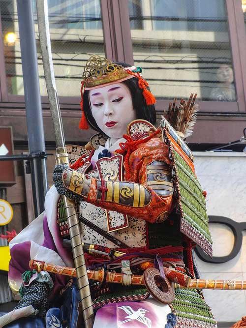 kyoto jidai matsuri