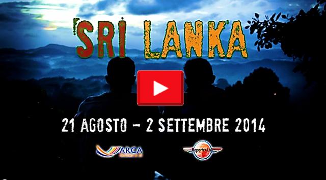 video viaggio in Sri Lanka
