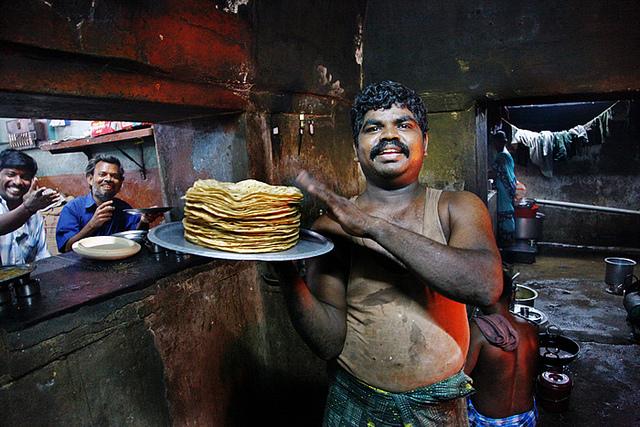 india chapati