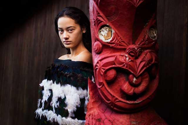 Maori-Marae,-New-Zealand
