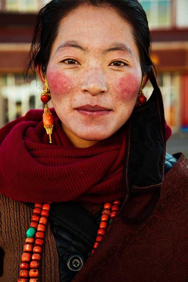 Tibetan-Plateau,-China