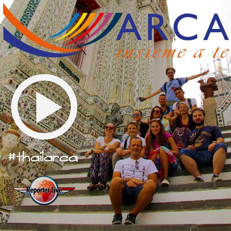 Giovani ARCA ENEL a Bangkok