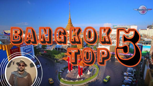 luoghi turistici da vedere a Bangkok